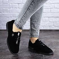 Жіночі туфлі Fashion Trent 2023 37 розмір 23,5 см Чорний, фото 2