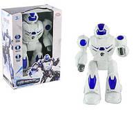 "Робот ""Робовоин"", синий 9890"