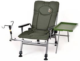 Кресло карповое M-Elektrostatyk F5R ST / P