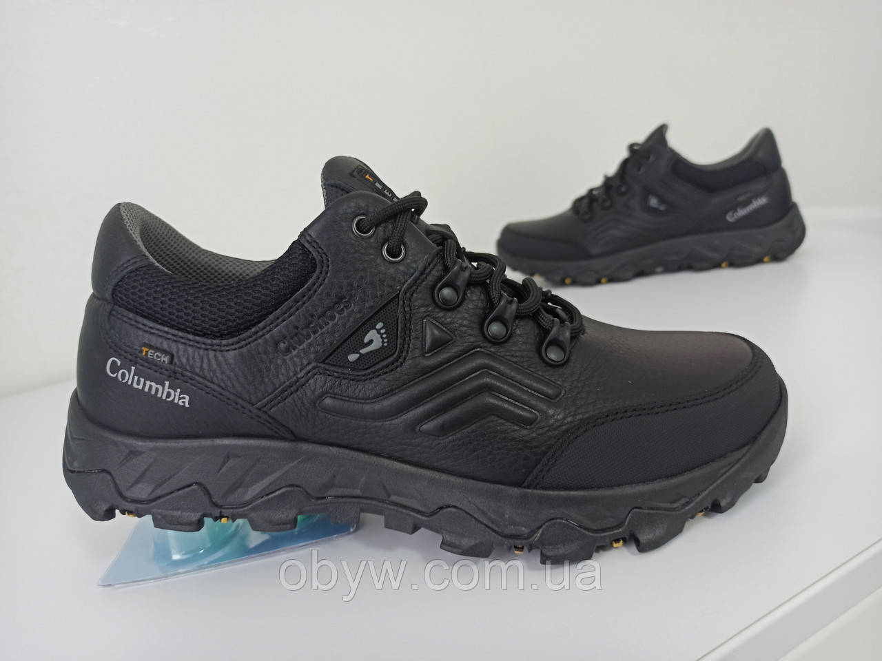 Весенняя мужская кожаная обувь Columbia shoes ZX- 90