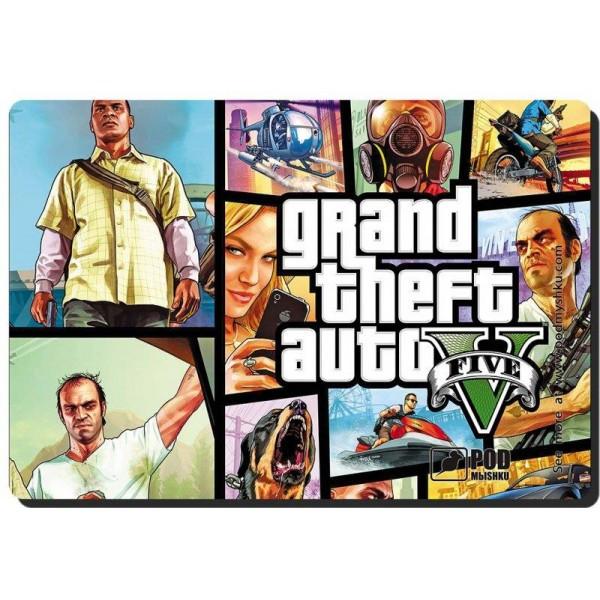 Игровая поверхность Podmyshku Game GTA 5-1-М
