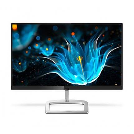 "Монітор Philips 23.8"" 246E9QJAB/00 IPS Black/Silver; 1920x1080, 250 кд/кв. м, 5 мс, VGA, DisplayPort, HDMI,, фото 2"