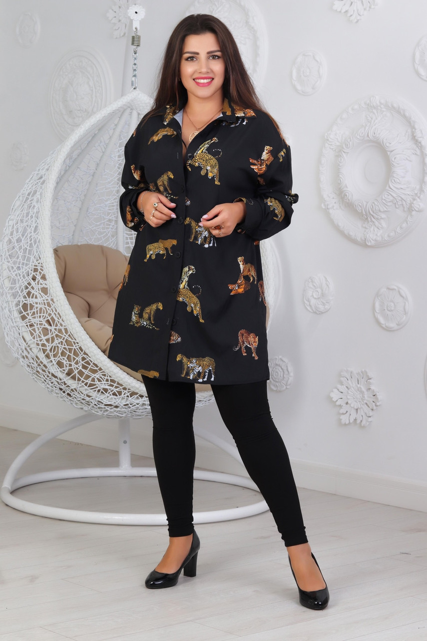 Сукня-сорочка влю742