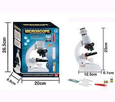 """Игровой набор """"Микроскоп"""" 100х, 400х, 1200х 2510"""