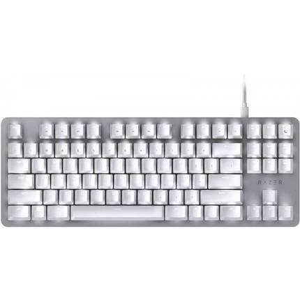 Клавиатура Razer BlackWidow Lite Mercury White (RZ03-02640700-R3M1) USB, фото 2