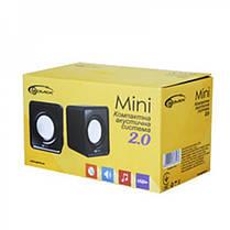 Акустическая система Gemix Mini 2.0 Black, фото 3