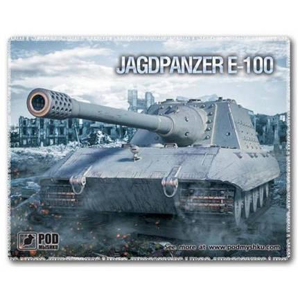 Коврик для мыши Podmyshku Танк Jagdpanzer E-100, фото 2