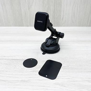 Автомобильный держатель для телефона BOROFONE BH21 (черный), фото 2