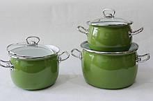 Набір посуду Epos Вільям 6 предметів емаль (№1600 Вільям)