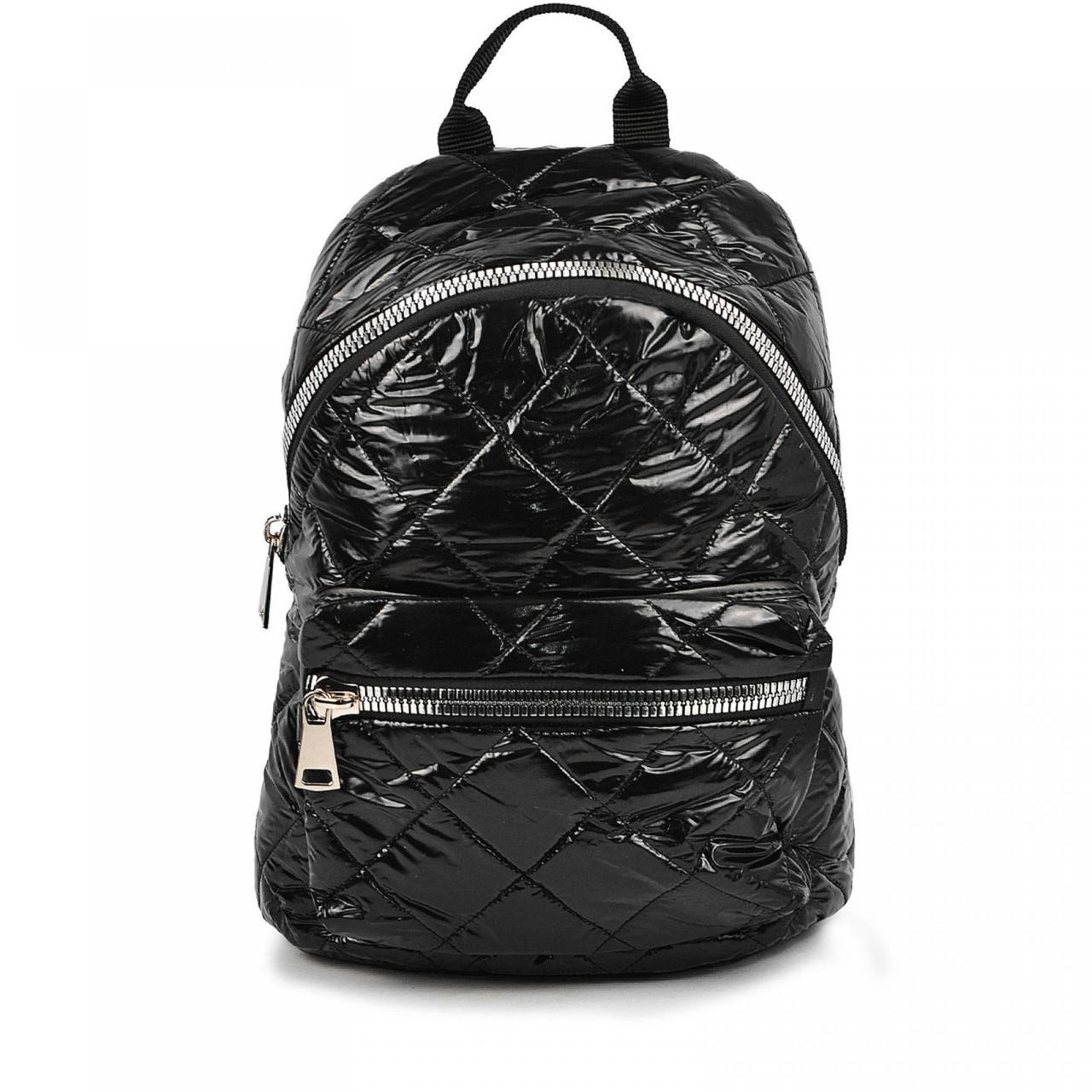 Рюкзак 2 чорний