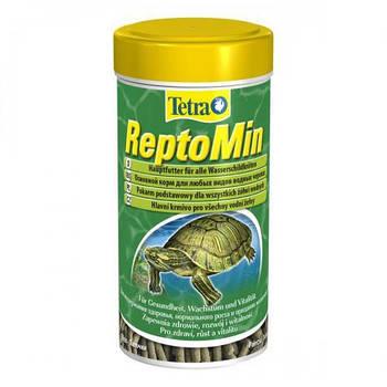 Гранулы Tetra ReptoMin для черепах, 250 мл