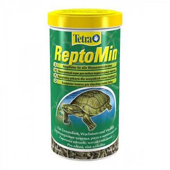 Гранулы Tetra ReptoMin для черепах, 1 л