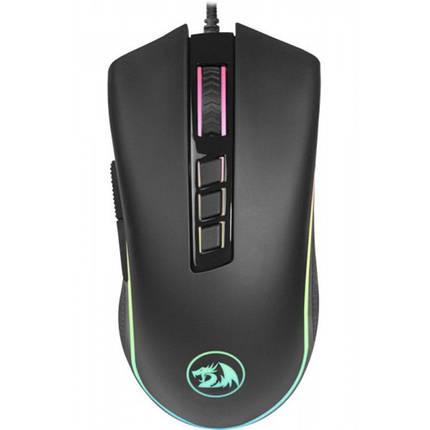 Мышь Defender Redragon Cobra FPS RGB (78284) Black USB, фото 2