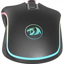 Мышь Defender Redragon Cobra FPS RGB (78284) Black USB, фото 3
