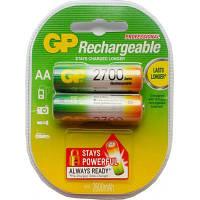 Аккумулятор AA R6 2700mAh * 2 GP (GP270AAHC-2PL2)
