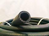 Шланг (рукав) напорный маслобензостойкий Ø 18мм диаметр.\ бухта 40м. армированный. Для бензина и масел, фото 2