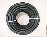 Шланг (рукав) напорный маслобензостойкий Ø 18мм диаметр.\ бухта 40м. армированный. Для бензина и масел, фото 5