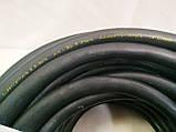 Шланг (рукав) напорный маслобензостойкий Ø 18мм диаметр.\ бухта 40м. армированный. Для бензина и масел, фото 6