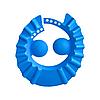Козирок для миття голови (синій)