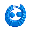 Козырёк для мытья головы (синий)