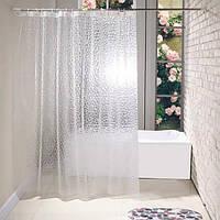 Занавески для ванной, душа (шторки)