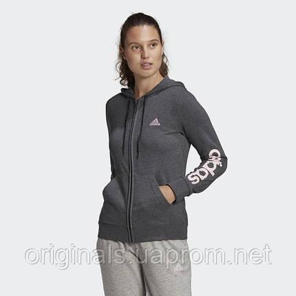 Женская толстовка adidas Essentials Logo GL0793 2021/D, фото 2