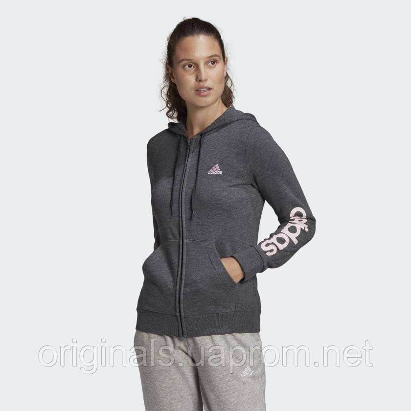 Женская толстовка adidas Essentials Logo GL0793 2021/D
