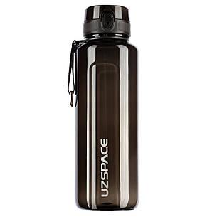 Пляшка для напоїв 500 мл Uzspace Wasser чорна (серія 6006), фото 2