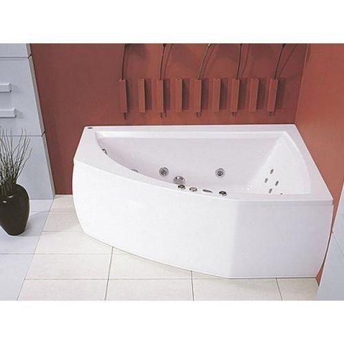 AQUAMARINA ванна 175*100см, правая, с ножками