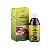 Green Pharm Cosmetic масло косметическое макадамии 100мл.макадамії