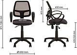 Кресло компьютерное Alfa /Альфа GTP (Новый Стиль/Nowy Styl), фото 4