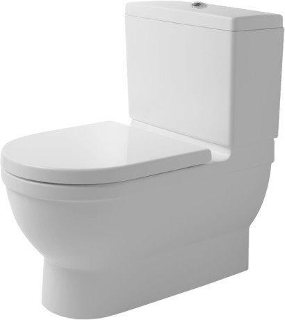 STARCK 3 Big унітаз Toilet (р. в.)
