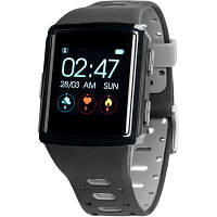 Смарт-часы Gelius Pro M3D (WEARFORCES GPS) Black/Grey