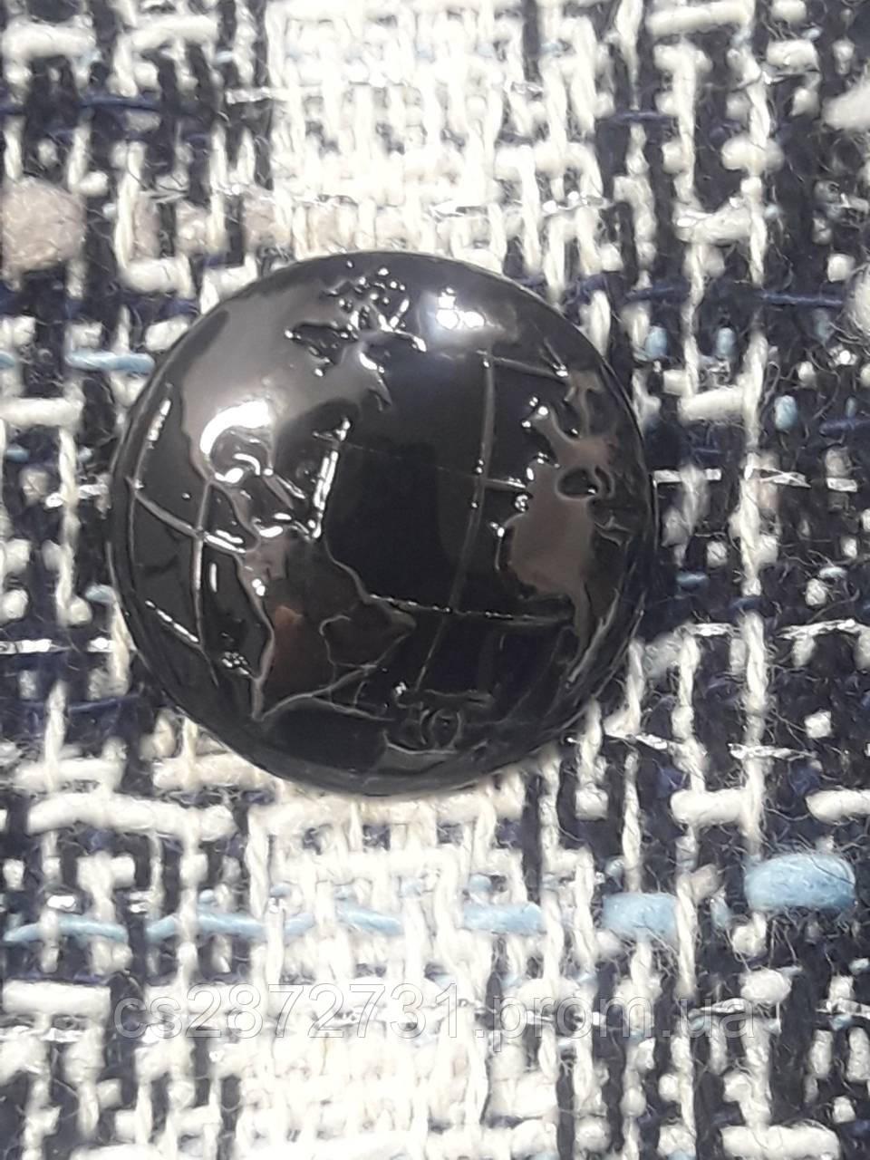 Пуговицы  круглой формы , металические диаметром 18 мм