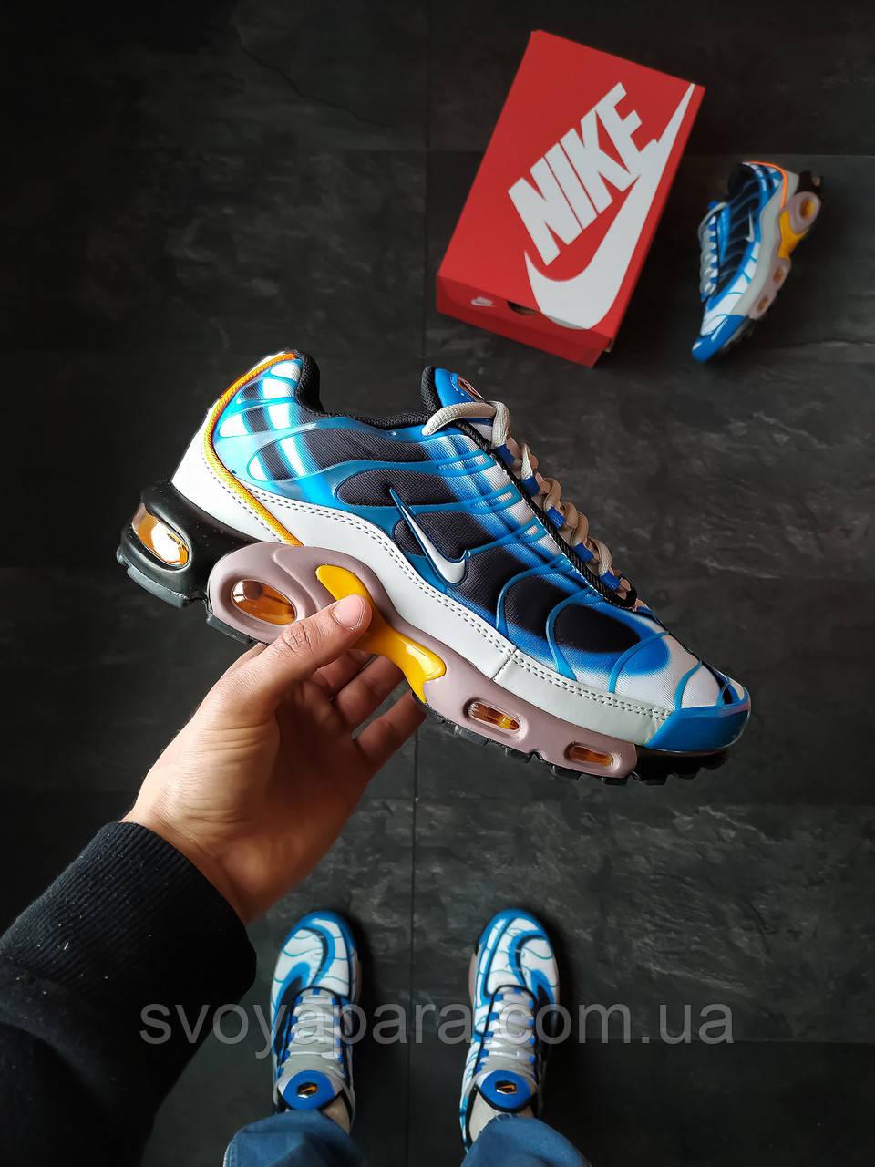 Мужские кроссовки Nike Air Max Plus TN 42 размер