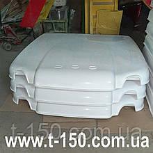 Крыша кабины Т-150, ХТЗ-17021, пластиковая