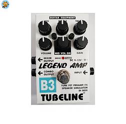 Педаль для электрогитары Tubeline Legend Amp B3 + PA2LA