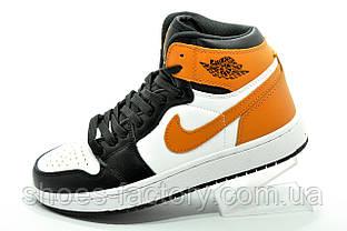 Подростковые кроссовки Nike Air Jordan 1 High Retro на мальчика