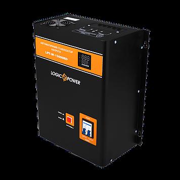 БО Стабілізатор напруги LPT-W-15000RD BLACK (10500W)