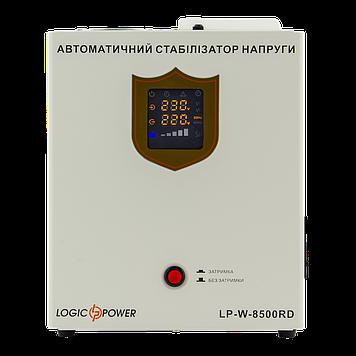 Стабілізатор напруги LP-W-8500RD (5100Вт / 7 ступ)