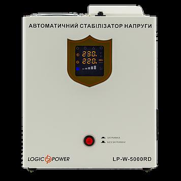 Стабілізатор напруги LP-W-5000RD (3000Вт / 7 ступ)