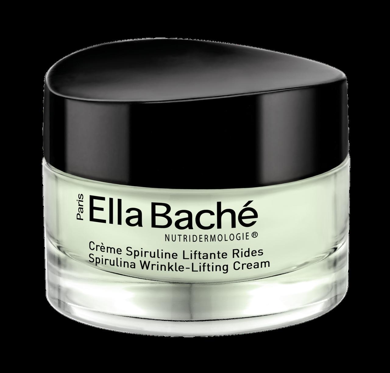 Ella Bache Spirulina Wrinkle-Lifting Cream Спирулайн Крем омолаживающий 50 мл