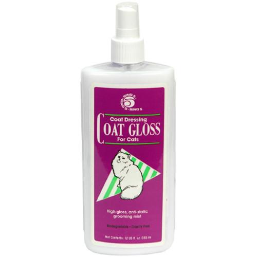 Ring5 Coat Gloss РІНГ5 БЛИСК ШЕРСТІ антистатик для кішок