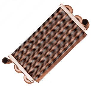 Первинний теплообмінник Vaillant TURBOmax 28 кВт. 104596 064723