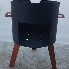 Вогнище (печька) під казан, діаметр вогнища 33см
