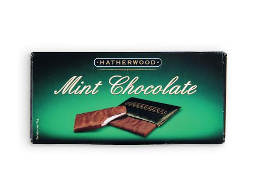 Шоколад Mint Chocolate з м'ятою 200 г