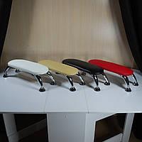 Подставка для рук, подлокотник, валик для маникюрного стола. 55×20 см. высота 15 см..