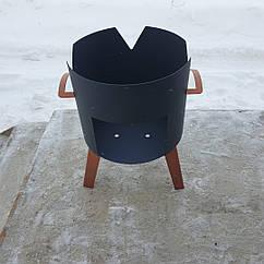 Вогнище (пічка) під казан 22л діаметр 46см