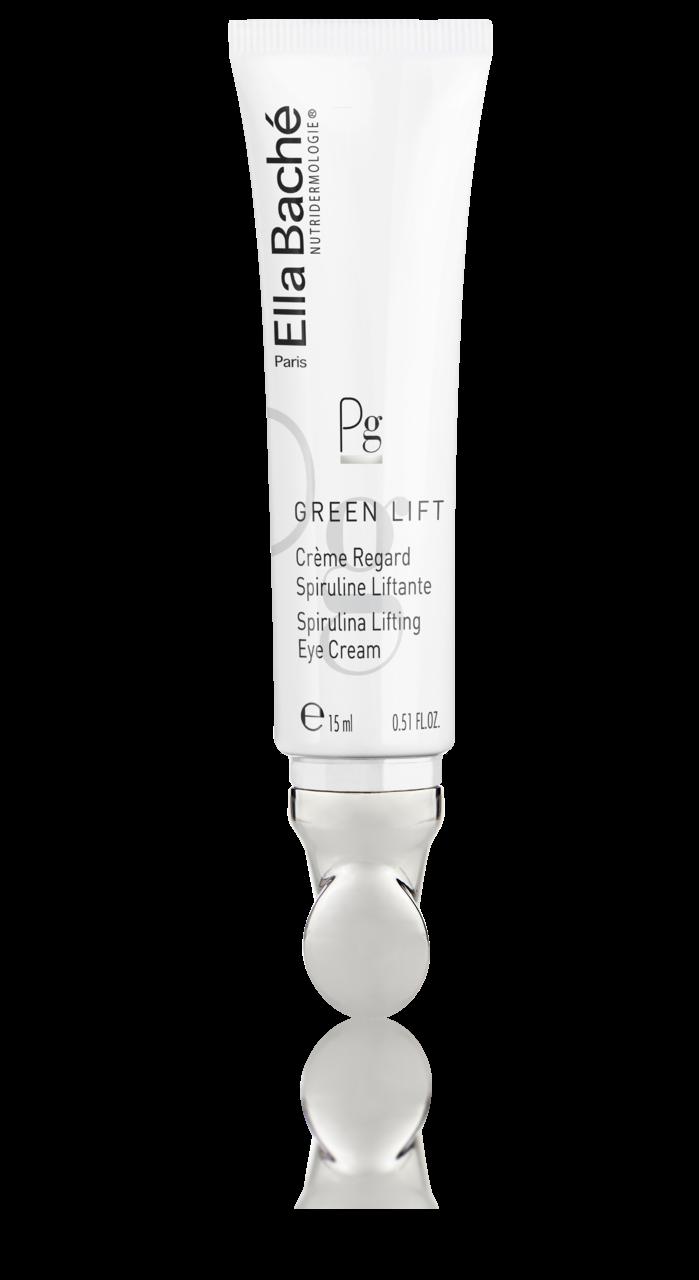 Ella Bache Spirulines Green-Lift Regard Eyes Спирулайн крем омолаживающий для век 15 мл
