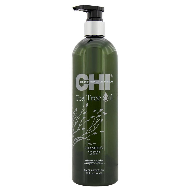 Шампунь для волосся з маслом чайного дерева CHI Tea Tree Oil Shampoo, 355 мл